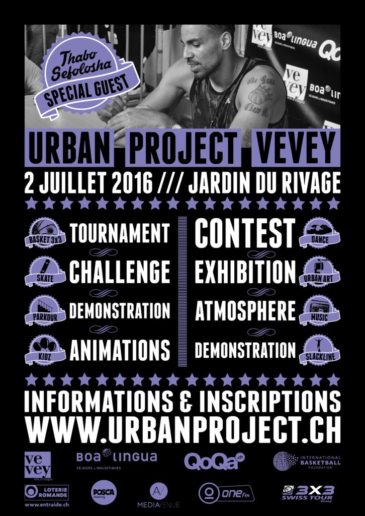 Affiche Vevey 2016